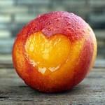 الخوخ فاكهة مفيدة للقلب