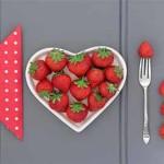 الفراولة والتوت فاكهة صحية للقلب