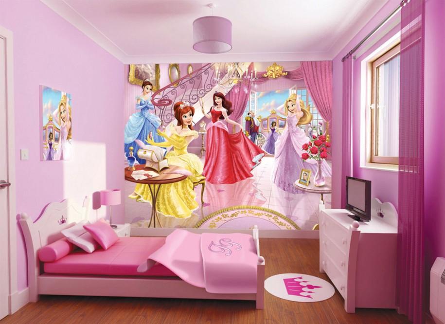 ديكور غرف نوم اطفال بنات | كيف تصممين قصر لأميرتك الصغيرة | مجلة رجيم