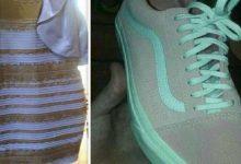 Photo of حذاء يعيد للإنترنت جنون الفستان الغريب