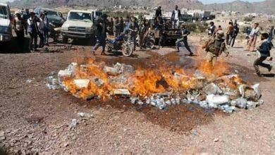 Photo of ورطة أخلاقية للحوثيين في اليمن بسبب 40 كرتون!