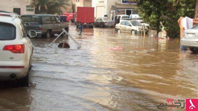Photo of وفاة شاب غرقا في مياه أمطار جدة.. واحتجاز فتاة تحت انقاض منزل