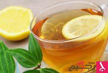 Photo of فوائد شرب الشاى بالليمون