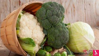 Photo of هذه الخضروات ترفع مناعتك وتطرد السموم من جسمك