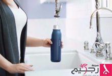 Photo of بالفيديو: زجاجة مياه ذكية لا تحتاج للتنظيف أبداً