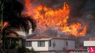 Photo of سكان جنوب كاليفورنيا يستعدون للإجلاء مع اشتداد الحرائق