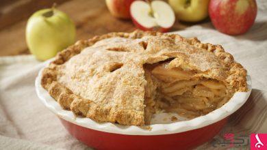 Photo of طريقة عمل فطيرة التفاح المخبوزة الهشة
