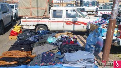 Photo of سوق سعودي يعرض التالف والمسروق تحت سيطرة وافدين مخالفين