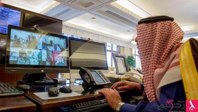Photo of أمير القصيم يدشن نظام الاتصال المرئي بمسؤولي المنطقة
