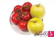 Photo of فوائد تناول التفاح والطماطم لرئة المدخنين