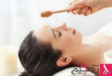 Photo of تفتيح البشرة بالعسل