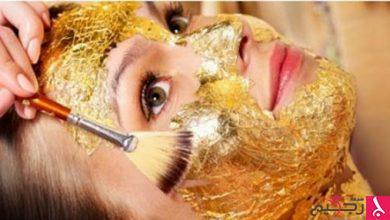 Photo of طريقة استخدام ماسك ماء الذهب للبشرة (قناع ماء الذهب)