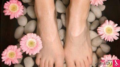 Photo of وصفة طبيعية لعلاج تعرق القدمين