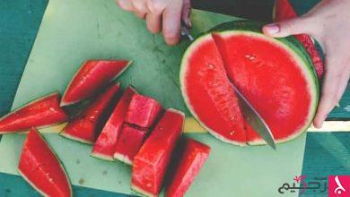 Photo of فوائد البطيخ للبشرة