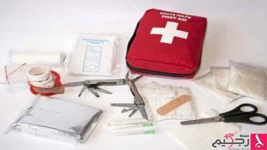 Photo of محتويات حقيبة الإسعافات الأولية