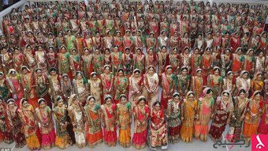 Photo of فاعل خير هندي يمول زفافاً جماعياً لـ251 فتاة