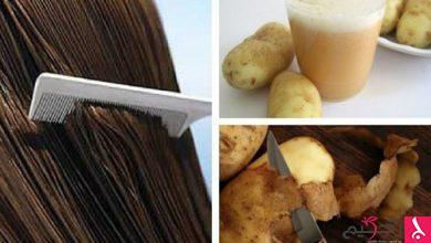 Photo of خلطة البطاطس وزيت جوز الهند لتكثيف الشعر