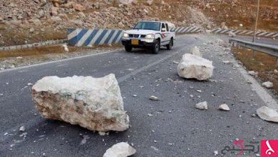 Photo of زلزال بقوة 5 درجات يضرب غربي إيران