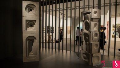 """Photo of """"بوابة خط"""" يستكشف رؤى فنية بالغة البساطة في منارة السعديات"""
