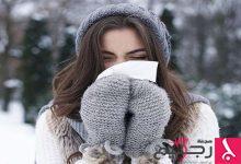 Photo of لماذا يسيل الأنف أثناء البرد؟