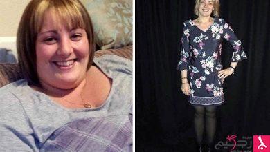 Photo of خسرت نصف وزنها بتناول المزيد من الطعام
