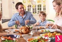 Photo of دراسة: الأكل ببطء يساعد على خسارة الوزن