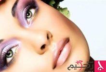 Photo of ظلال الجفون تتألق بالألوان الزاهية