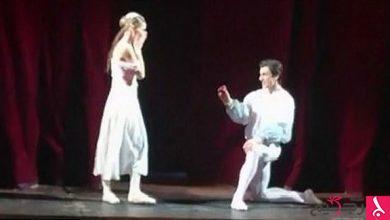 Photo of عرض زواج على طريقة روميو وجولييت