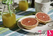 Photo of توقف عن شرب عصير الفاكهة مع وجبة الإفطار!