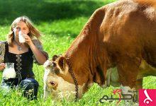 Photo of علماء يحذرون من الحليب!