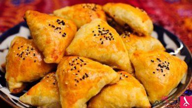 Photo of طريقة عمل مخبوزات بحشوة البطاطس