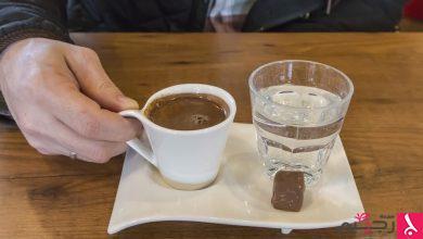 Photo of السر وراء تقديم كوب الماء مع فنجان القهوة
