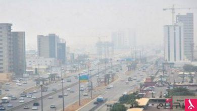 Photo of رياح مثيرة للأتربة والغبار على الشرقية ومكة والمدينة