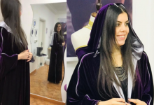 Photo of مجموعة عبايات زينا الدباس ألوان وقصات عصرية تواكب أحدث صيحات الموضة