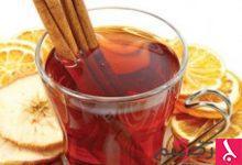 Photo of شاي  و قرفة و زنجبيل و ليمون  و نعناع لقطع الشهية اثناء الرجيم