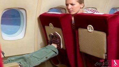 Photo of كيف تتخلص من إزعاج الأطفال على متن الطائرة؟