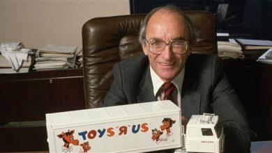 "Photo of وفاة مؤسس شركة ""تويز آر اس"" الأمريكية عن 94 عاماً"