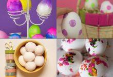 Photo of 4 أفكار لطيفة لتزيين بيض الفصح