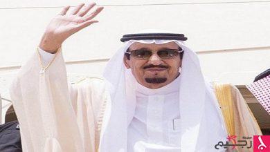Photo of الملك يستقل قطار الحرمين