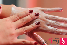 Photo of هذه الخلطات البسيطة تخلصك من تجاعيد اليدين
