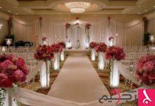 Photo of أفكار رائعة لتزيين قاعة حفل الزواج