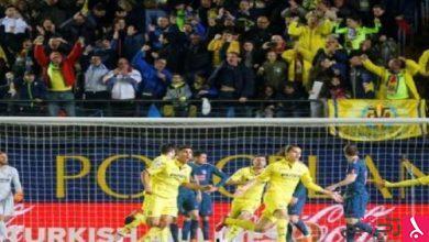 Photo of فياريال يسقط أتلتيكو مدريد ويقرّب برشلونة للقب