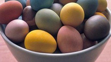 Photo of 4 طرق طبيعية لتلوين البيض لعيد الفصح
