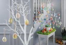Photo of تعلمي طريقة صنع شجرة الفصح لتزيين منزلك في العيد