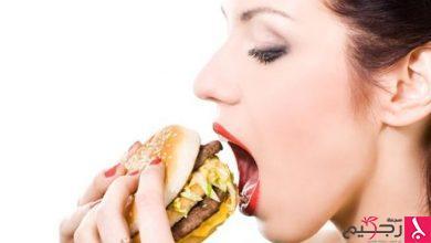 Photo of طبيب البوابة: تناول الطعام بسرعة قد يكون سيئًا لصحتك
