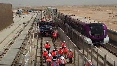 Photo of انطلاق أولى مراحل تشغيل عربات قطار الرياض (فيديو)