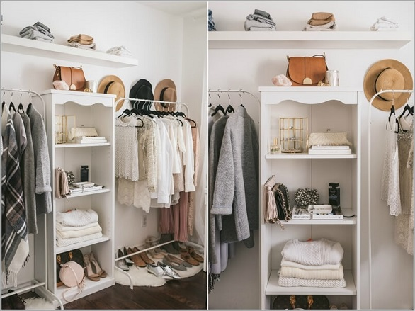 DIY Closet Organization Ideas - Best DIY Closet Organizers