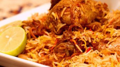 Photo of طريقة عمل الارز الايراني مع الدجاج