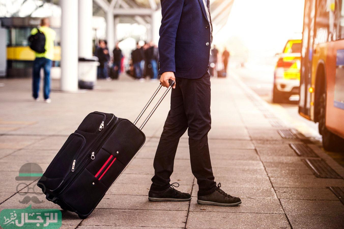 efd01f6834010 إجراءات قبل السفر من المطار بالتفصيل بداية بالوصول وحتى المغادرة ...