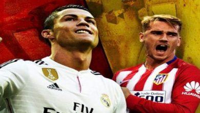 Photo of ديربي مدريد.. أبرز مباريات اليوم